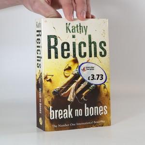 náhled knihy - Break no bones