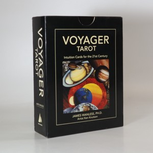 náhled knihy - Voyager Tarot. Tarot karty.