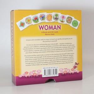 antikvární kniha Woman. A book and 44 cards (kompletní), 2018