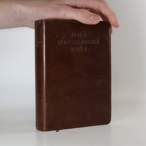 náhled knihy - Malá Jeruzalémská bible