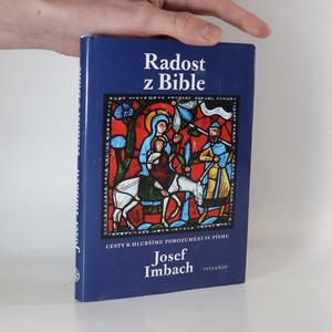 náhled knihy - Radost z Bible. Cesty k hlubšímu porozumění Sv. Písmu