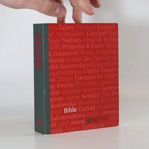 náhled knihy -  Ekumenický překlad Bible. Písmo svaté Starého a Nového zákona