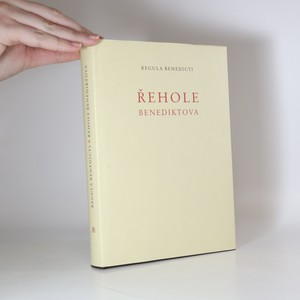 náhled knihy - Řehole Benediktova = Regula Benedicti