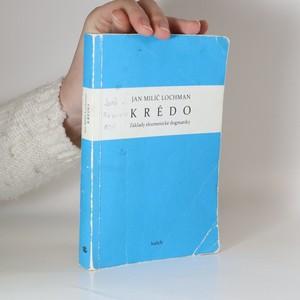 náhled knihy - Krédo : základy ekumenické dogmatiky