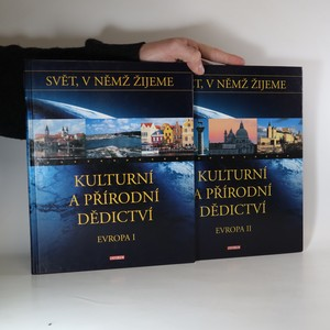 náhled knihy - Kulturní a přírodní dědictví. Evropa I. a II. (2 svazky)