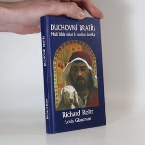 náhled knihy - Duchovní bratři. Muži bible mluví k mužům dneška