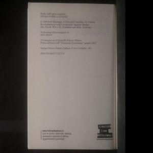antikvární kniha Saggio sulla lucidità, 2011