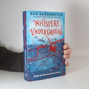 náhled knihy - Whispers Under Ground
