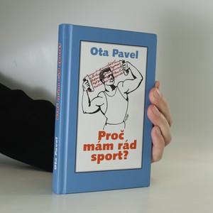 náhled knihy - Proč mám rád sport?