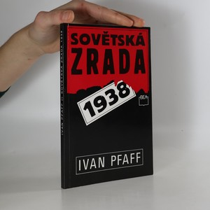 náhled knihy - Sovětská zrada 1938