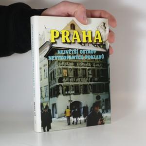 náhled knihy - Praha, největší ostrov nevykopaných pokladů