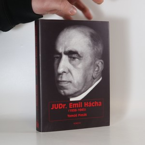 náhled knihy - JUDr. Emil Hácha. (1938-1945)
