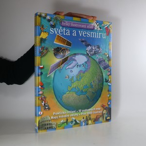náhled knihy - Velký ilustrovaný atlas světa a vesmíru. (zabaleno)