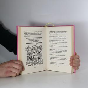 antikvární kniha Deník mimoňky. Příběhy neschopný psí chůvy, 2017