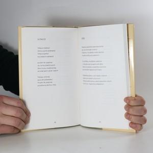 antikvární kniha Hrozny slov. Verše a koláže. Výbor z veršů z let 1940-1994., 1995