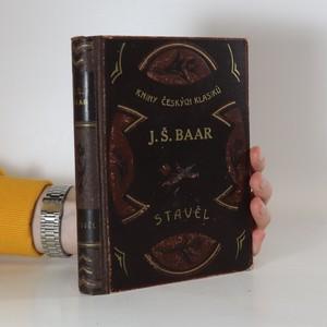 náhled knihy - Stavěl
