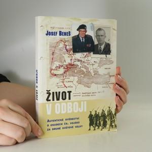 náhled knihy - Život v odboji. Autentické svědectví o osudech čs. vojáků za druhé světové války