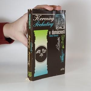 náhled knihy - Koreniny - pochutiny v domácnosti