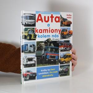 náhled knihy - Auta a kamiony kolem nás
