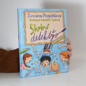 náhled knihy - Školní detektiv