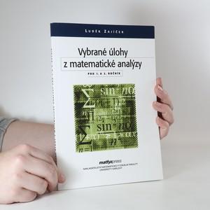 náhled knihy - Vybrané úlohy z matematické analýzy pro 1. a 2. ročník
