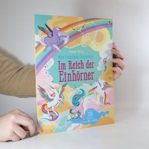 náhled knihy - Mein funkelndes Stickerbuch. Im Reich der Einhörner.