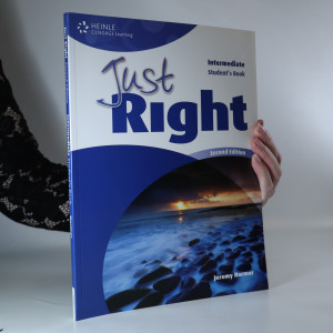 náhled knihy - Just Right. Intermediate. Student's Book