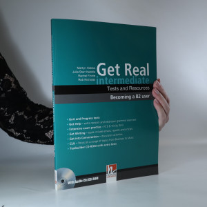náhled knihy - Get Real. Intermediate. Tests and Resources (včetně CD)