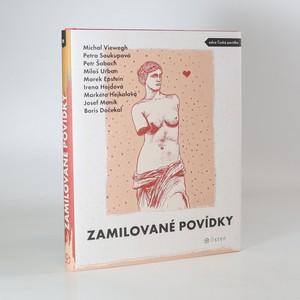 náhled knihy - Zamilované povídky