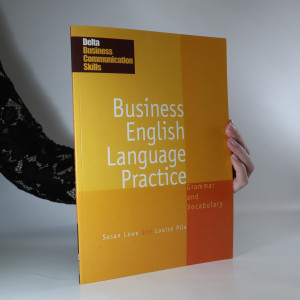 náhled knihy - Business English language practice. Grammar and vocabulary