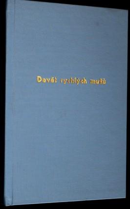 náhled knihy - Devět rychlých mužů