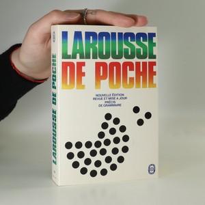 náhled knihy - Larousse de poche précis de grammaire