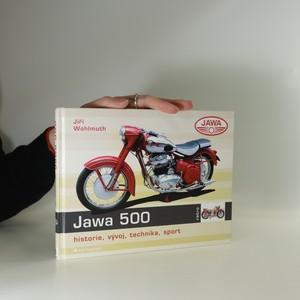 náhled knihy - Jawa 500 : historie, vývoj, technika, sport