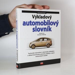 náhled knihy - Výkladový automobilový slovník