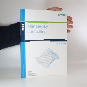 náhled knihy - Manažerský controlling