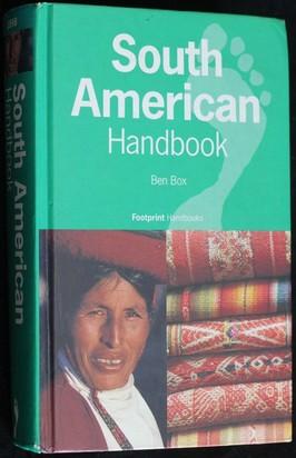 náhled knihy - South American Handbook