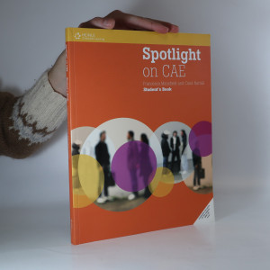 náhled knihy - Spotlight on CAE. Student's book.