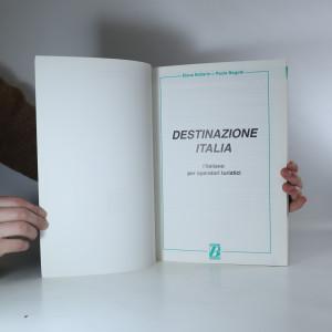 antikvární kniha Destinazione Italia., neuveden