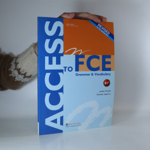 náhled knihy - Access to FCE. Grammar & vocabulary. B1+. Student's book.