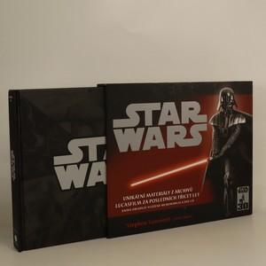 náhled knihy - Star Wars : unikátní materiály z archivů společnosti Lucasfilm za posledních třicet let