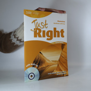 náhled knihy - Just right. Elementary. Workbook with answer key. (2x CD).