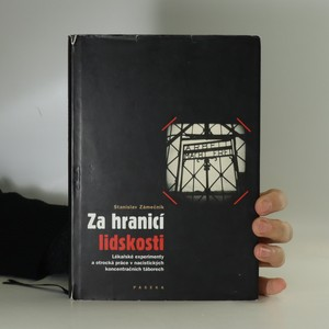 náhled knihy - Za hranicí lidskosti