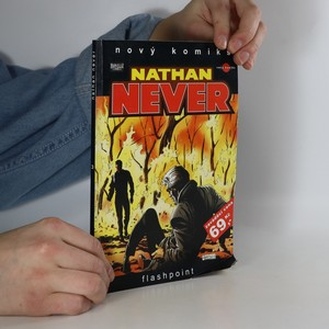náhled knihy - Nathan Never. Flashpoint