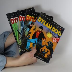 náhled knihy - 4x Dylan Dog. (4 svazky, viz poznámka)