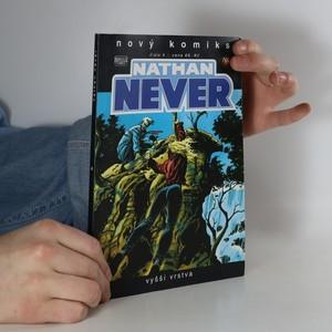 náhled knihy - Nathan Never. Vyšší vrstva