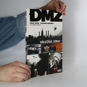 náhled knihy - DMZ. Válečná zóna
