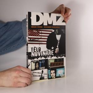náhled knihy - DMZ. Tělo novináře