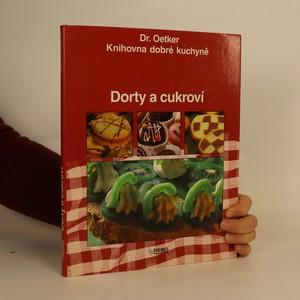 náhled knihy - Dorty a cukroví