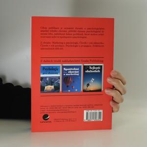 antikvární kniha Psychologie trhu, 1998