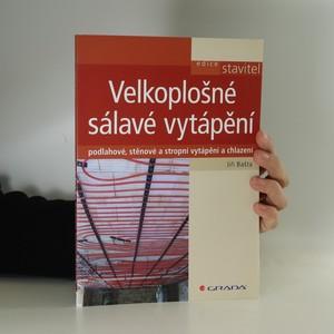 náhled knihy - Velkoplošné sálavé vytápění : podlahové, stěnové a stropní vytápění a chlazení